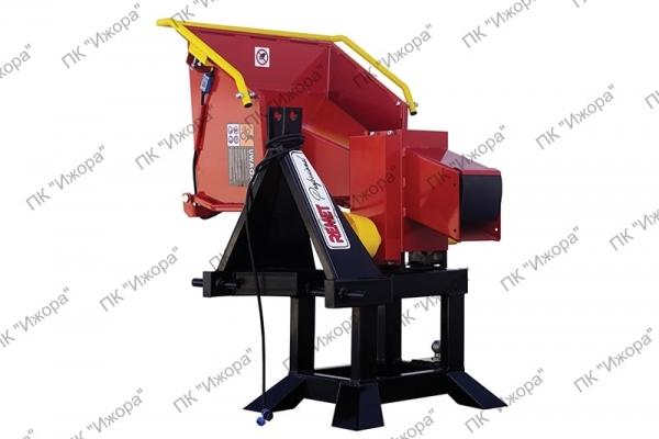 Рубительные машины для производства дров с приводом от ВОМ