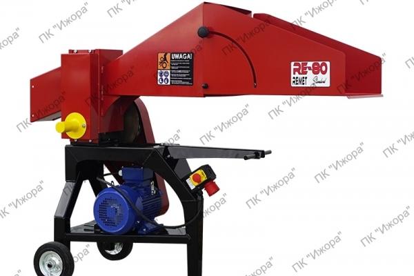 Рубительные машины для производства дров с автономным приводом