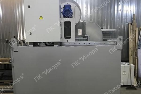 Высокотемпературные камеры