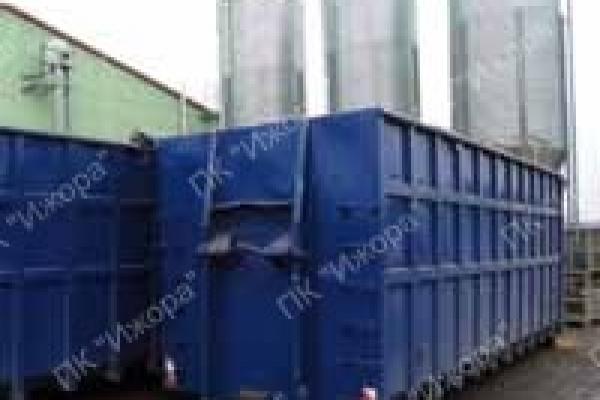 Оборудование для сушки биомассы