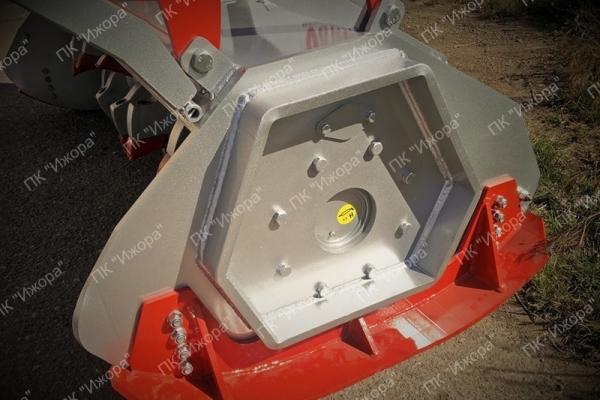 TFVMF – JUBBA – лесной мульчер с фиксированными молотками с усиленной карбид-вольфрамовой кромкой для тракторов 70-150 л.с.
