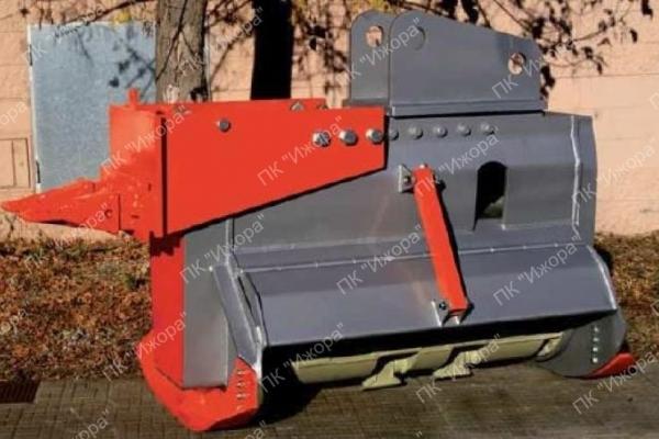 TFVH – DON – гидравлический лесной мульчер с подвижными молотками для экскаваторов 16-30 т