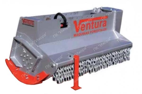 TFVJMFH – COLUMBIA – гидравлический лесной мульчер с фиксированными молотками для экскаваторов 7-16 т