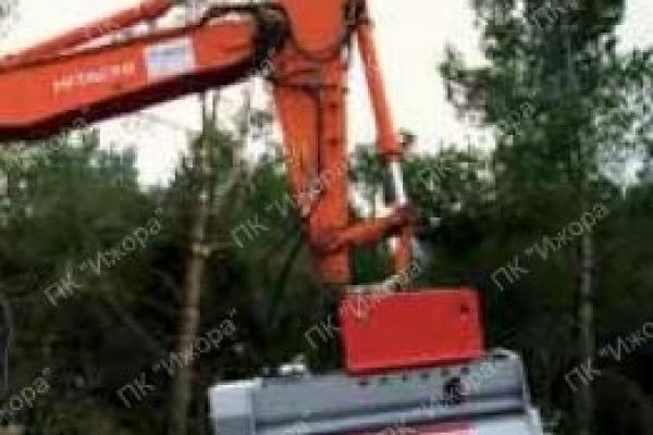 TFVJAH – LACHLAN – лесной мульчер с подвижными молотками для миниэкскаваторов 7-16 т