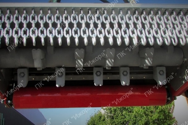 TFVLMFH – TOCATINS – легкий гидравлический мульчер для миниэкскаваторов 5-12 т