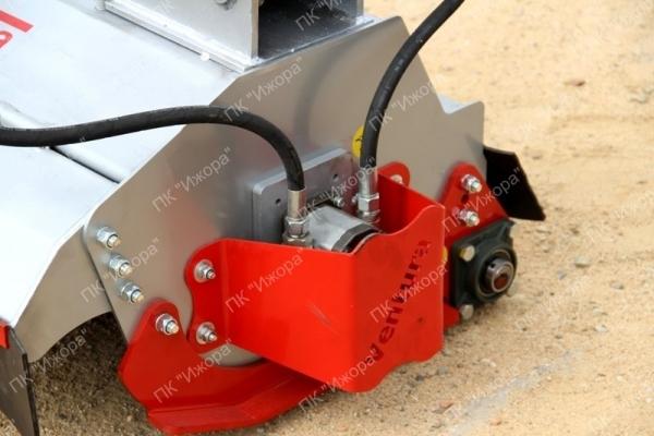 TFVLHC – TARIM – легкий гидравлический мульчер для миниэкскаваторов 1,5-3 т
